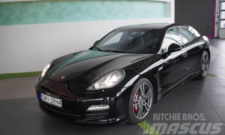 Porsche Panamera 4S 400KM, IDEALNA, W CENIE ROCZNA Gwaranc