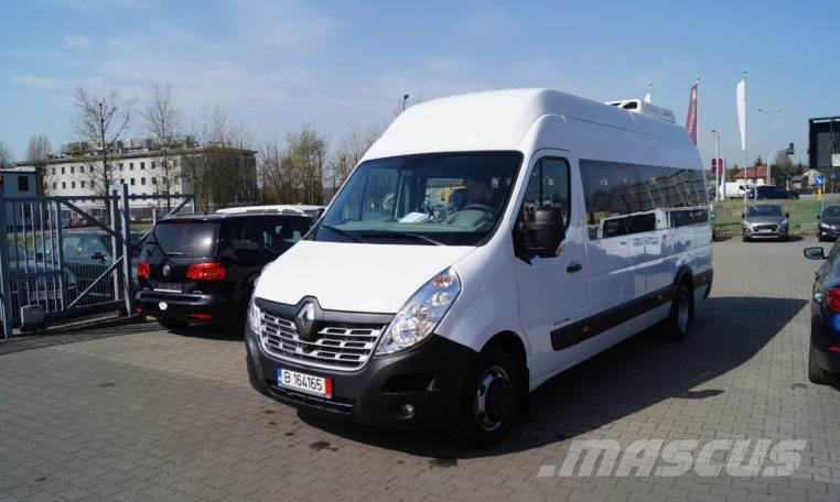 Renault Master L4H3, 163PS ,Największy Autobus 20 Osobowy,