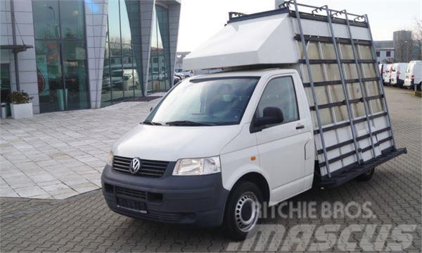 Volkswagen TRANSPORTER T5 DO SZYB, OKIEN ZADBANY