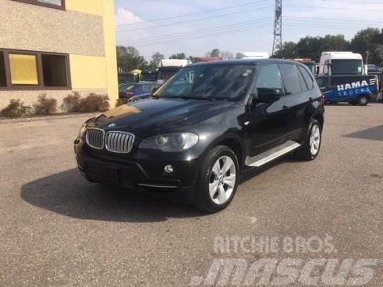 BMW X5 3.0D, X DRIVE ,LEDER, NAVI