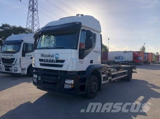 Iveco STRALIS 190S45 BDF, AUTOMATIC ,INDARTER