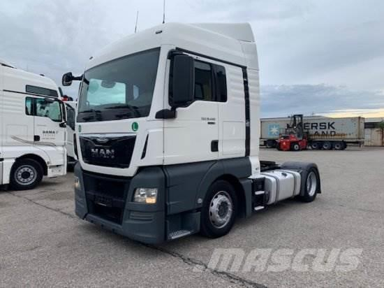 MAN TGX 18.440 XLX LOW DECK, AUTOMATIC, E6