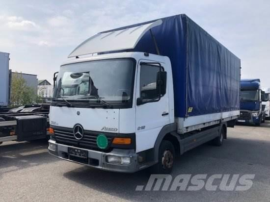 Mercedes-Benz ATEGO 815 LADEBORDWAND