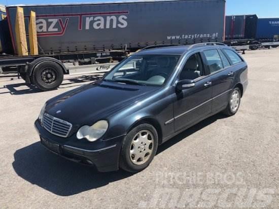 Mercedes-Benz C220 CDI AVANTGARDE AUTOMATIK