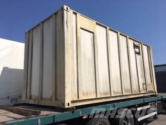 [Other] DIESEL TANK-CONTAINER