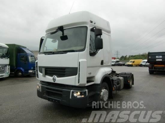 Renault PREMIUM 430 DXI KIPPHYDRAULIK EEV, RETARDER