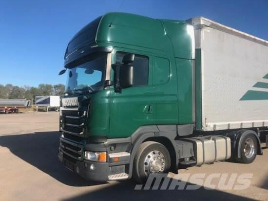 Scania R450 TOPLINE, RETARDER, EURO6, ALUFELGEN