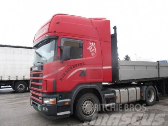 Scania R470 TOPLINE,AUTOMATIC,E3,