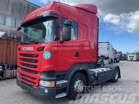 Scania R490 STREAMLINE, AUTOMATIC,RETARDER, E6, PRODUKTIO