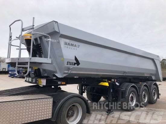 STAS S300 CX 24,5M³ STAHL MULDE
