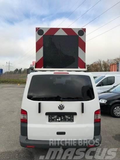 Volkswagen T5 TRANSPORTER BEGLEITFAHRZEUG