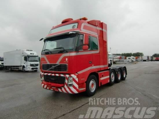Volvo FH 16 660 8X4 GLOBETROTTER, E4, I-SHIFT, 180000KG