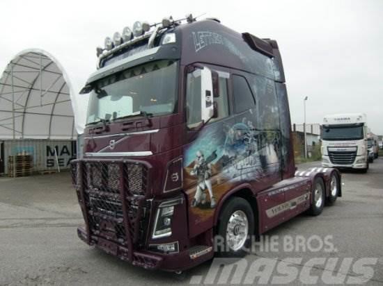 Volvo FH 16 750 6X2 E6, I-SHIFT, RETARDER,ALUFELGEN LIFT