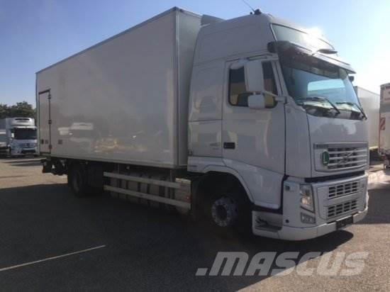 Volvo FH 420 KÜHLKOFFER, LBW, CARRIER MAXIMA 850