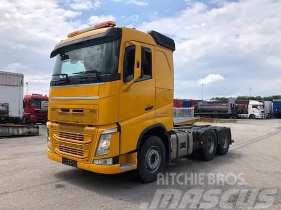 Volvo FH 460 6X4 KIPPER WECHSELSYSTEM,