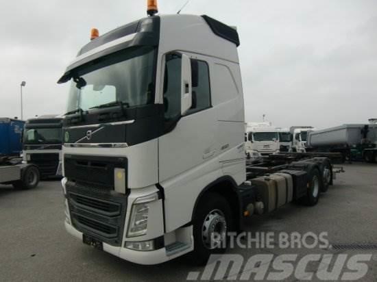 Volvo FH 460 BDF 6X2 I-SHIFT, E6