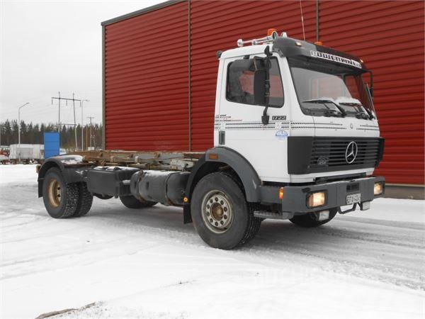 Mercedes-Benz 1722 Multilift VL-laite