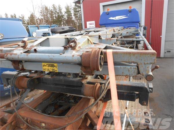 Multilift Sawo vaijerilaitteet 26 t