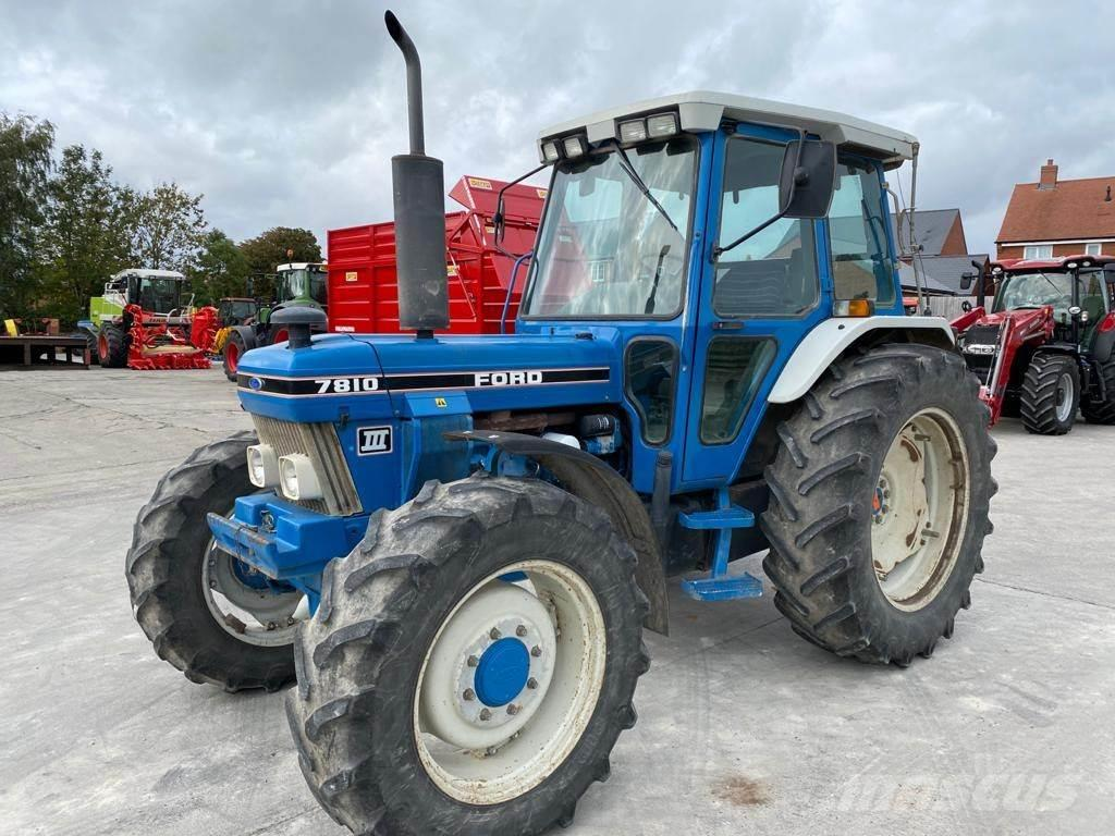 Ford 7810 III 4WD