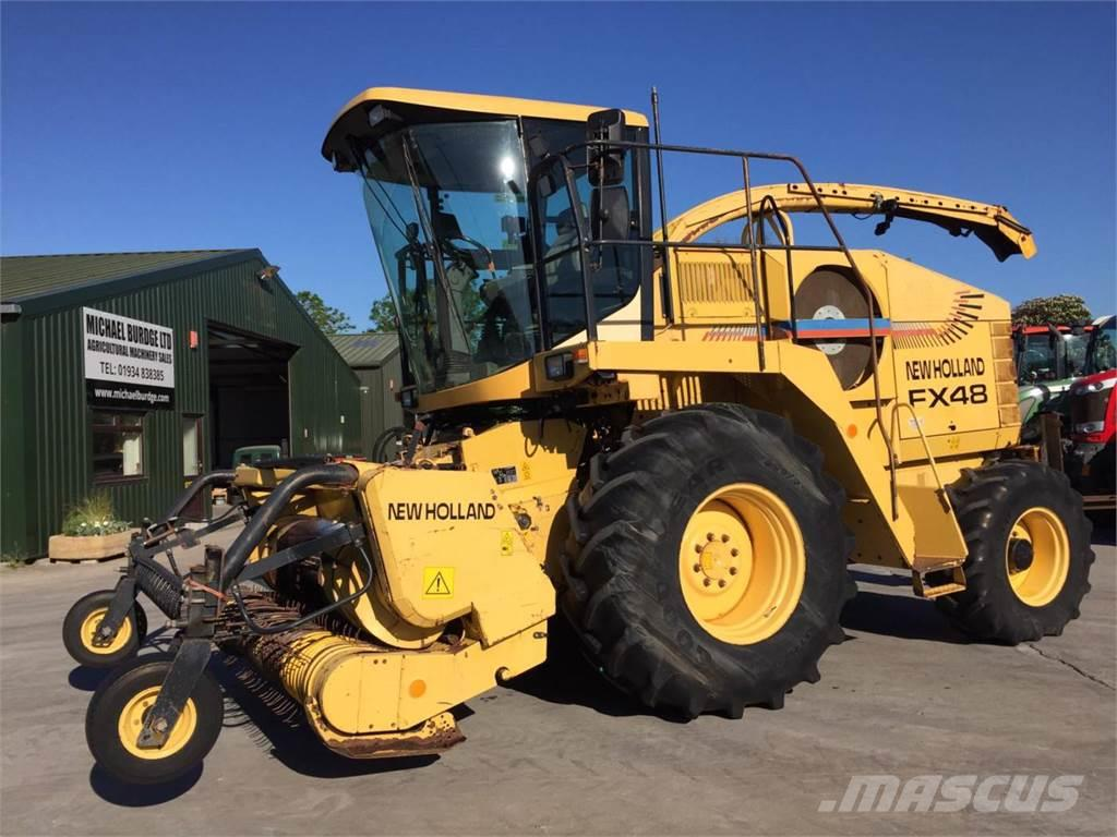 New Holland FX48 4WD