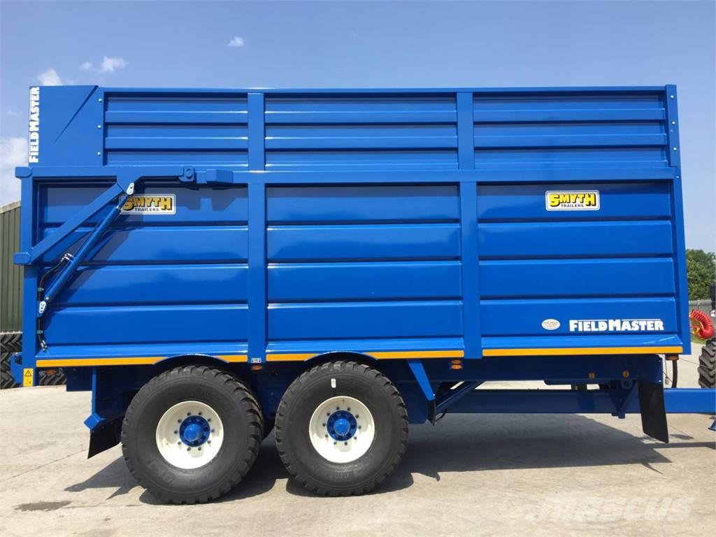 Smyth Field Master Contractor Silage Trailers
