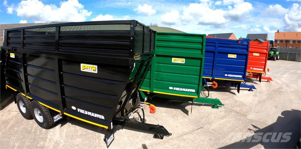 Smyth 18T Fieldmaster Silage Trailer - IN STOCK - AVAILA