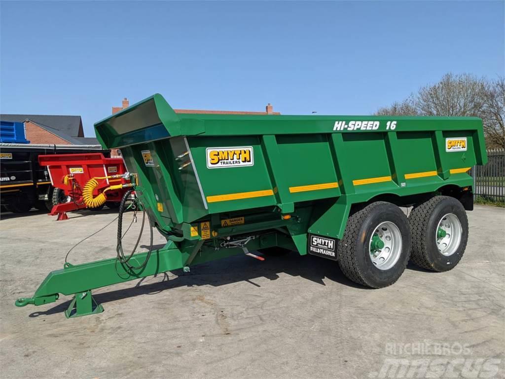 Smyth <b> NEW </b> 16 Tonne Dump Trailer