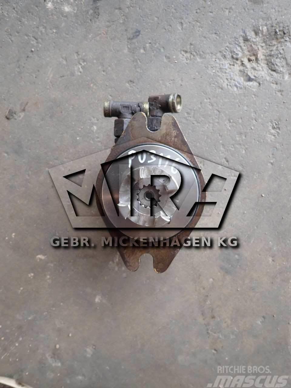 Bomag BW 174/ Vibrationsmotor