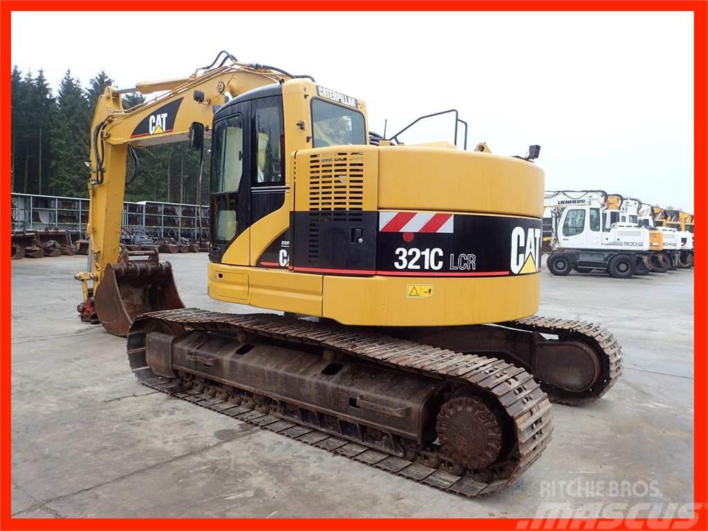 Caterpillar 321 CL CR