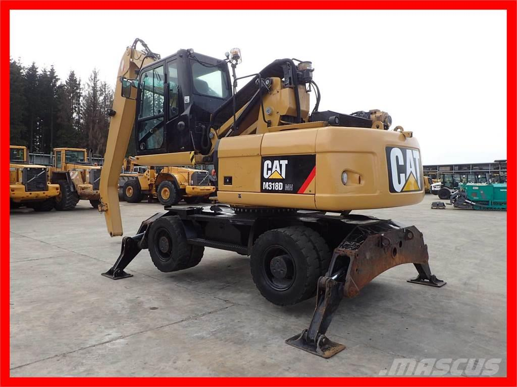Caterpillar M 318 D MH