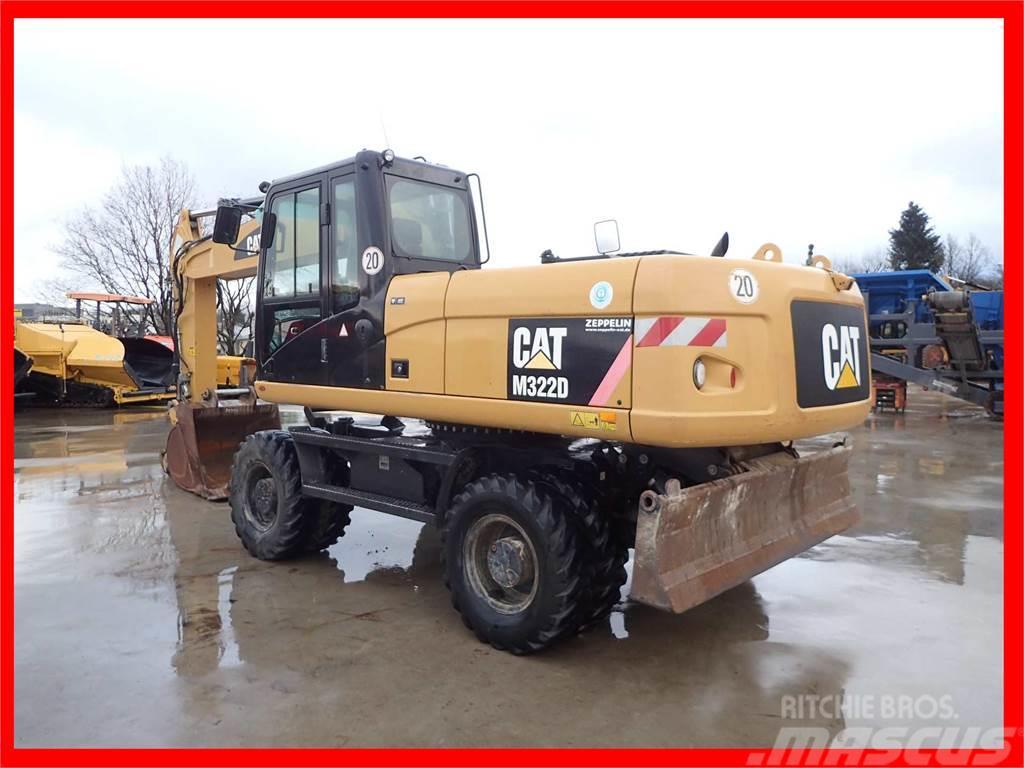 Caterpillar M 322 D
