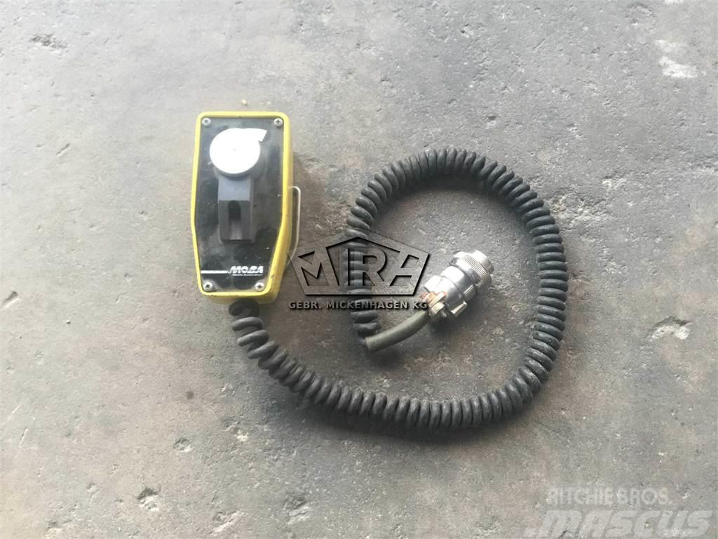 [Other] Moba Höhenregler ultraschall + mechanisch