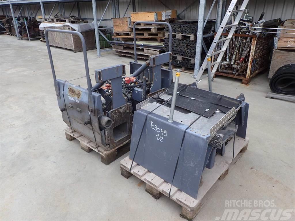 Vögele AB500-2 TP1/ 1500 mm