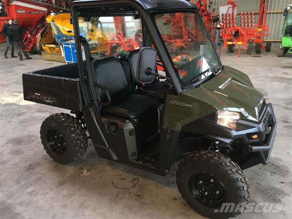 Polaris Ranger 570 Demo