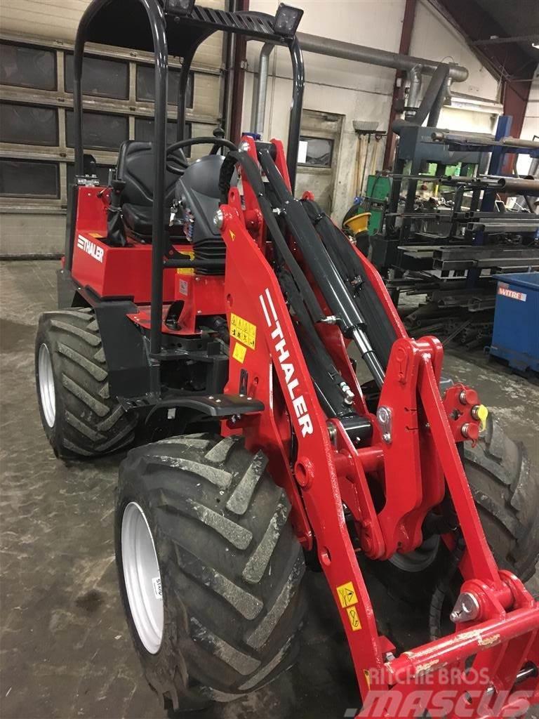Thaler 2238S 400 mm hjul, ektra hydraulik. 3ed udtag og h