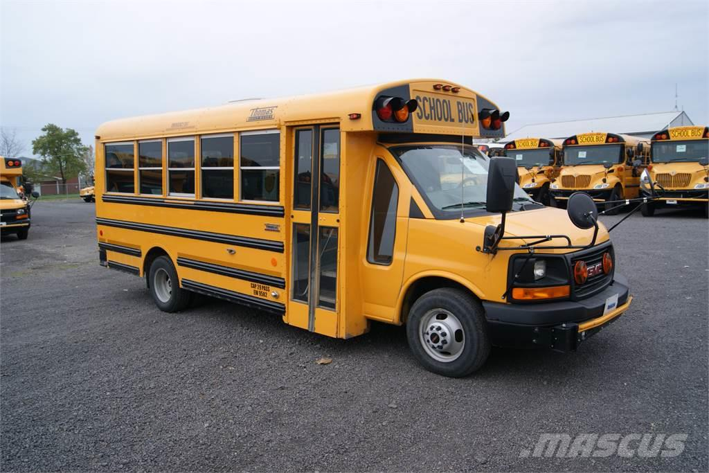 GMC THOMAS for sale 60901, Kankakee, IL Price: $23,600, Year: 2012 | Used GMC THOMAS school bus ...