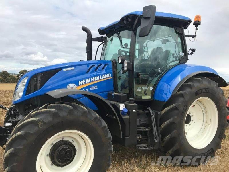 New Holland T6,175