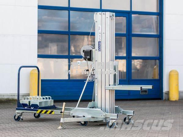 Böcker ALP materialehejs LM 620 W (6.21m/300 kg)