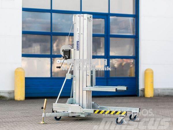 Böcker ALP materialehejs LMX 500 (4.80m/500 kg)