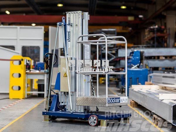 Böcker ALP PHC-HI 1100 søjlelift