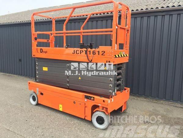 Dingli JCPT1612DC saxlift