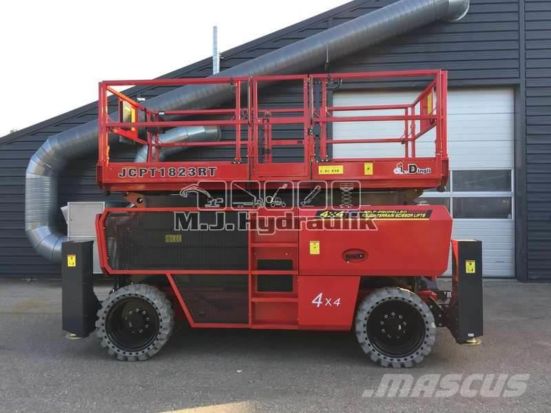 Dingli JCPT1823RT (2.27 bred)