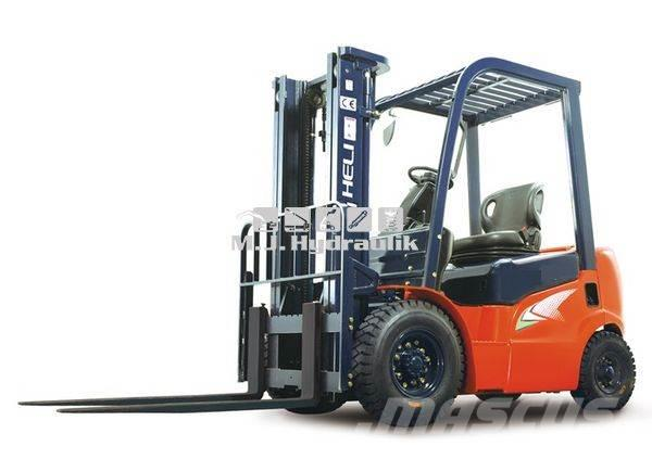 Heli CPCD35-W15G2 3.5T Diesel-truck