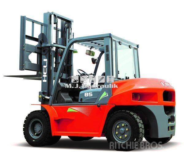 Heli CPCD85-100 G-Serie Diesel-gaffeltrucks