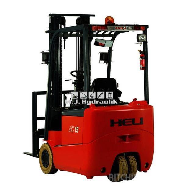Heli CPD10S-20S G-Serie El-gaffeltruck