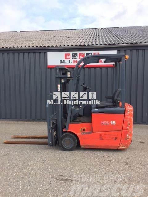 Heli CPD15 SM400 El-gaffeltruck