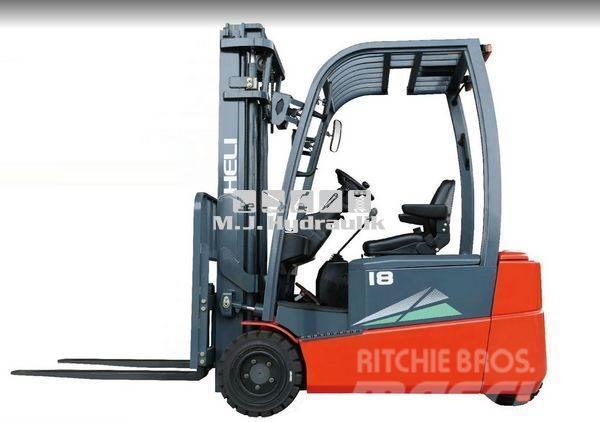 Heli CPD15SQ G2-Serie El-gaffeltruck
