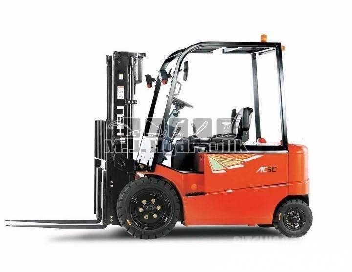 Heli EF G-Serie CPD15-GC2P eltruck (4-hjulet)