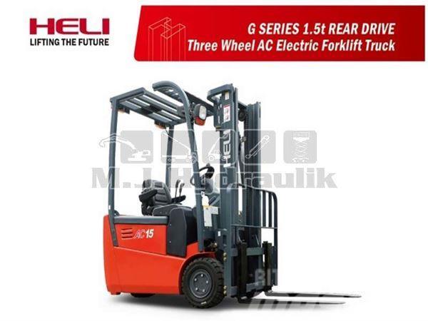 Heli EF G2-Serie CPD15-20SQ (3-hjulet)