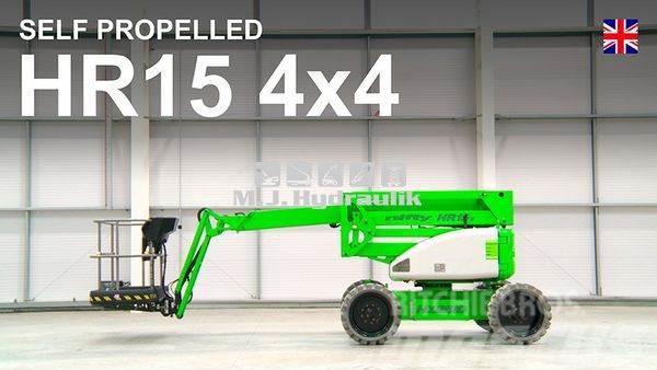 Niftylift HR15 4x4